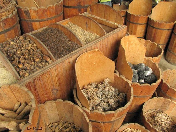 Spices.  Photo: Jo Rad