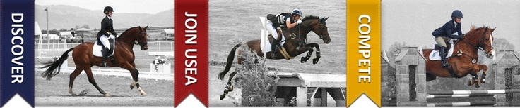 We are members of the USEA - support eventing - Olympics 2012 - see eventing at the 2012 Olympics in London.