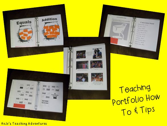 portfolio teacher and internship period Remember is that portfolios used to show student performance growth over a specified period of time must include initial examples of student work to document baseline data, formative examples after teacher instruction, and a culminating performance piece to document growth.
