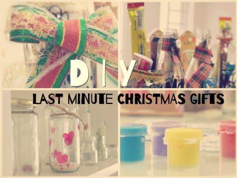 DIY: Last Minute Christmas Gift (Recycle Bottle)
