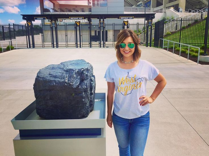 Good news #MountaineerNation, only 1️⃣7️⃣ days until WVU Football is back! 😍 Let OCJ Apparel help you get game day ready with this #WestVirginia tee and more. • Shop this look ➡️ https://www.ocjapparel.com/product-category/west-virginia-mountaineers