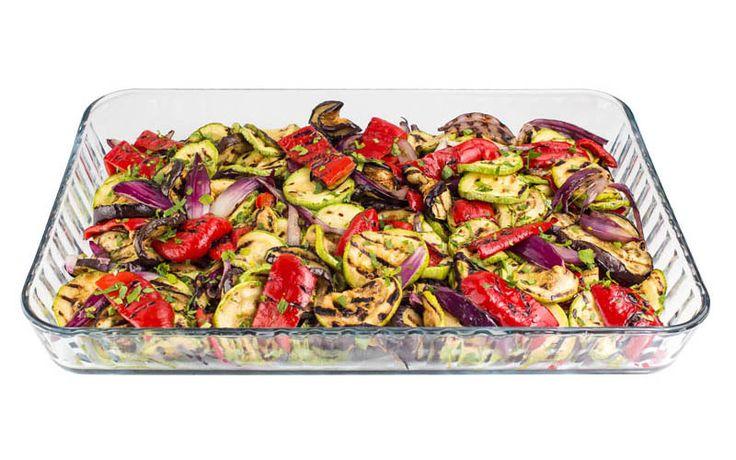 Legume la grătar, să însoțească orice masă.   www.masafamiliei.ro