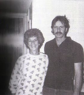 Charles Manson's first wife Rosalie with his deceased son Charles Manson Jr. (Jay White)