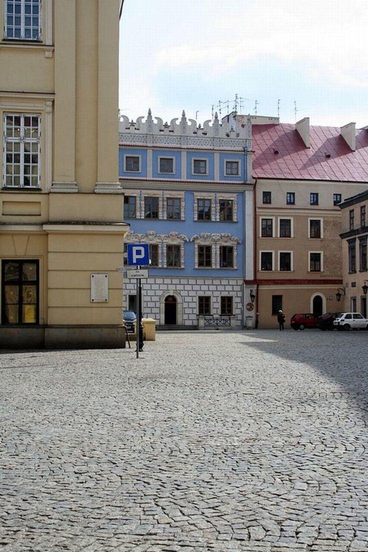 Lublin dziś  - ślsdem fotografii Józefa Czechowicza. Z archiwum Ośrodka Brama Grodzka Teatr NN.