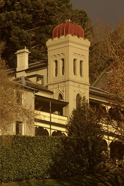 The Convent - Daylesford, Victoria.