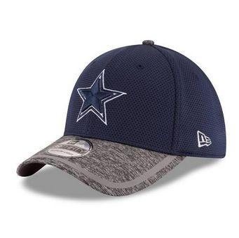 Dallas Cowboys NFL16 On Field Training Camp 39THIRTY Flex Fit Cap