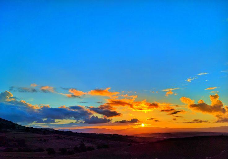 Tunisian Sunset