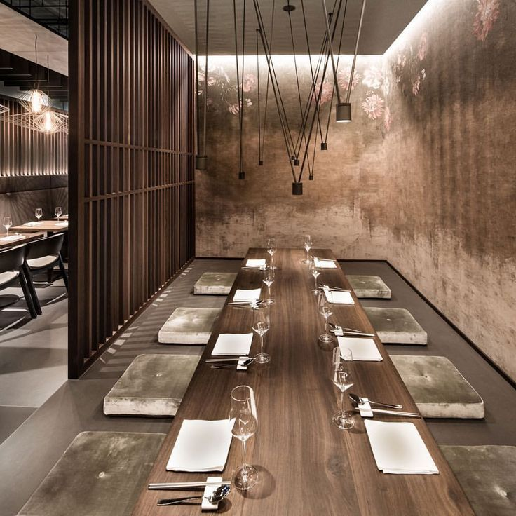 Best 25+ Enso sushi ideas on Pinterest   Restaurant interior ...
