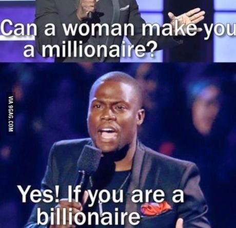 Kevin Hart is nailing it                                                                                                                                                                                 More