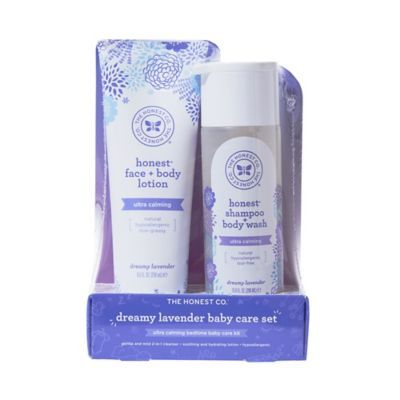 f1dd805f8b9 The Honest Company 2-Piece Shampoo & Lotion Set In Lavender in 2019 |  Products | Lotion, Baby shampoo, Shampoo, conditioner