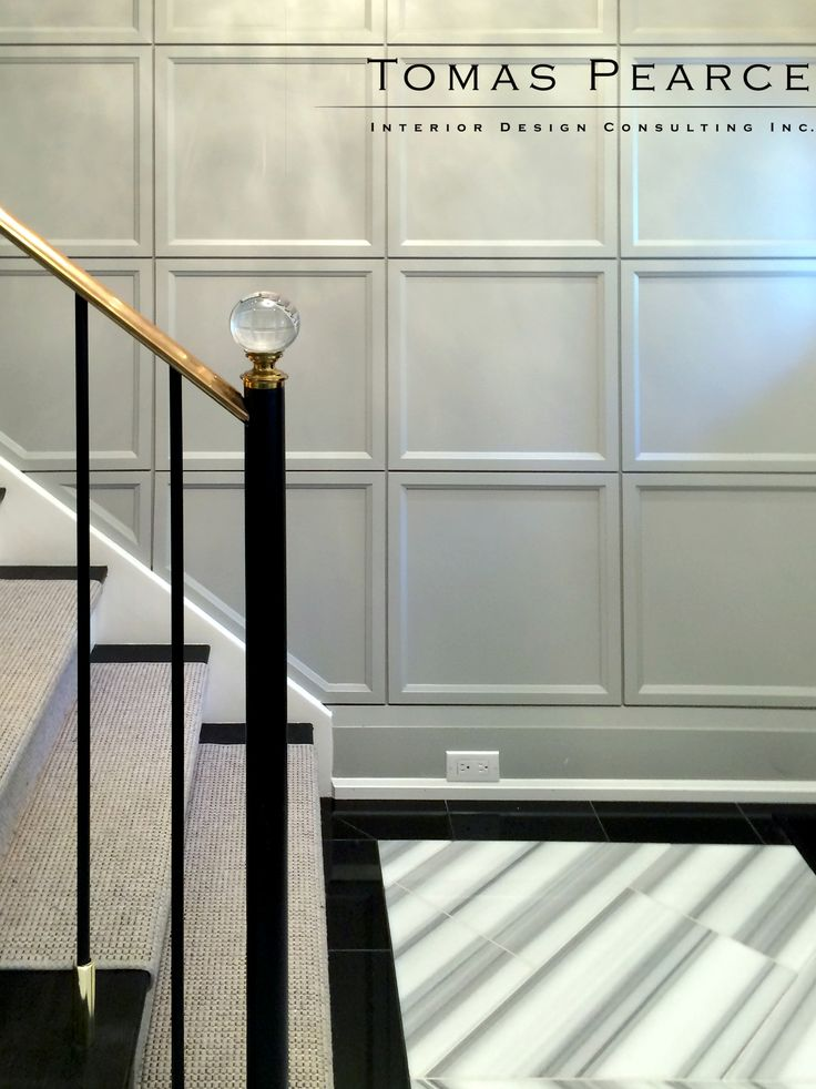 transitional stairs