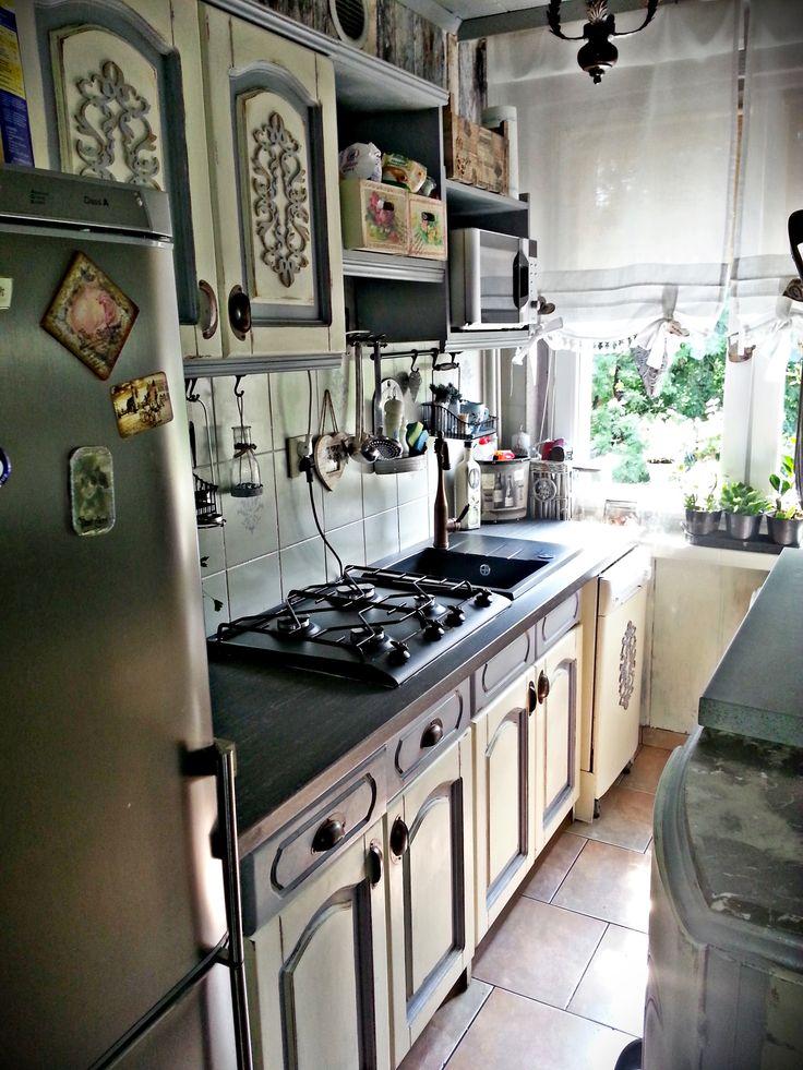 Kuchnia po zmianach :)