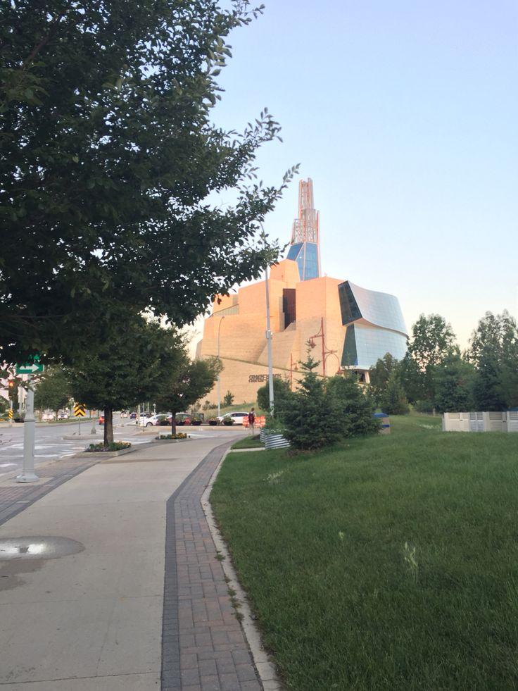 Trip to Winnipeg 7-27/7-31