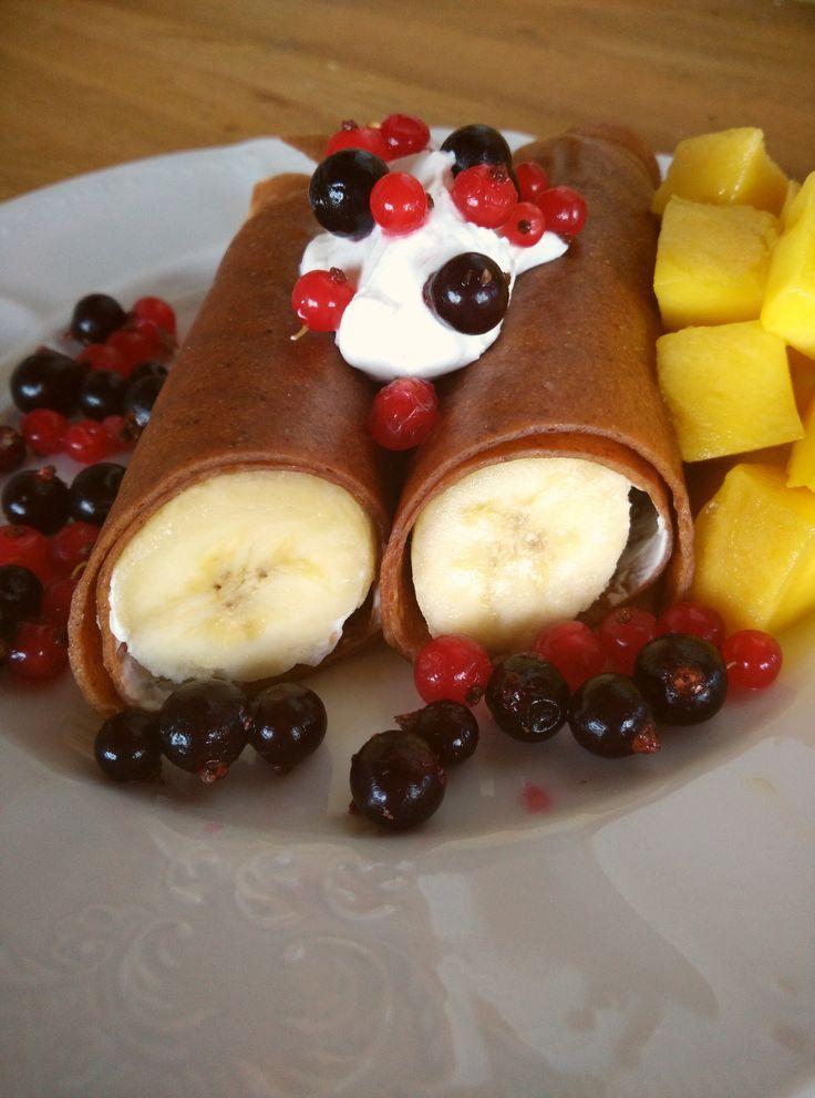 Raw-banánové-palačinky