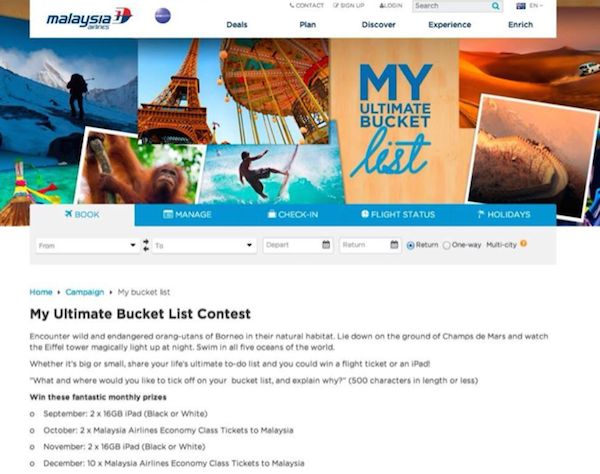 Malaysia Airlines - Reputatio Lab