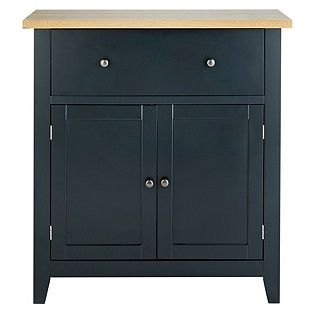Buy Hygena Luna 2 Door 1 Drawer Sideboard - Black at Argos.co.uk, visit Argos.co.uk to shop online for Sideboards and chest of drawers,…