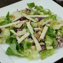 Insalata di pollo - http://www.nonsolopiccante.it/2013/07/10/insalata-di-pollo/