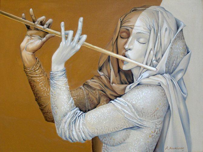 As Cores Da Arte: Andrius Kovelinas