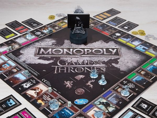 Game Of Thrones Monopoly Favorite Board Games Games Monopoly