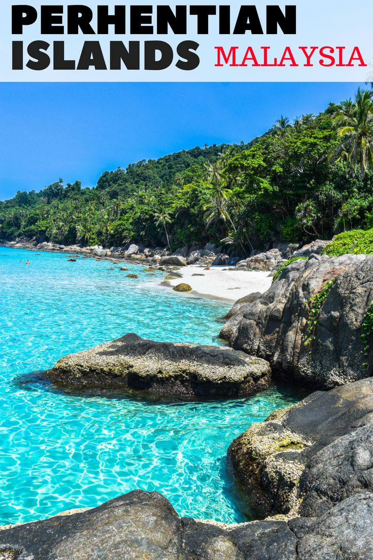 The Ultimate Guide to the Perhentian Islands, Malaysia
