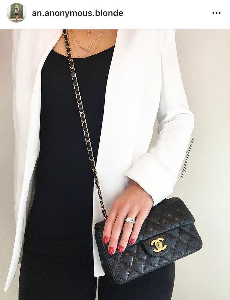 Chanel Handväskor : B?sta chanel mini id?erna p?