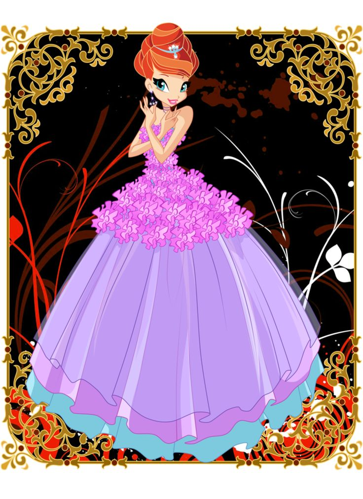129 best winx club images on pinterest winx club animated bloom in full bloom atire thecheapjerseys Image collections