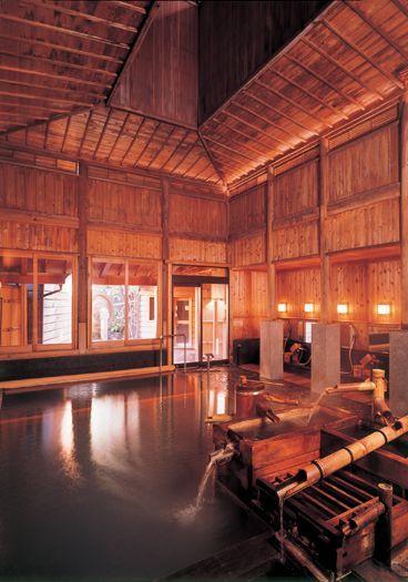 Ryokan Sakaya, Nozawa Onsen, Nagano (ski resort, overnights start at ca. $165)