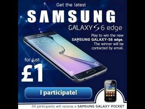 Rocky-Froggy | Get a Samsung Galaxy S6 with RockyFroggy
