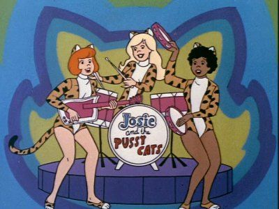 Josie and the Pussycats (1970-71) - I have a hard time believing it only ran for one season.  They must've made a wholllllle lotta episodes!