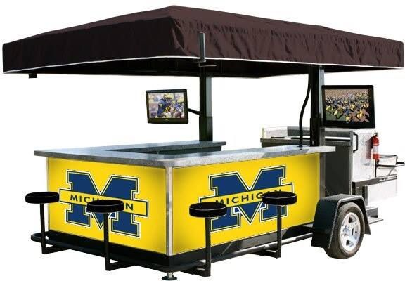 Amazing for tailgating