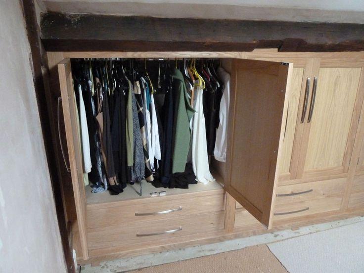 Dormer Closet With Cape Cod Closet Ideas