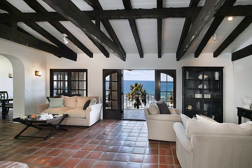 1000 images about spanish living room on pinterest for Spanish style floor tiles
