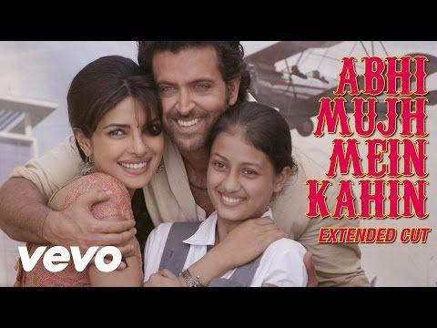 Agneepath - Hrithik, Priyanka   Abhi Mujh Mein Kahin Video - YouTube