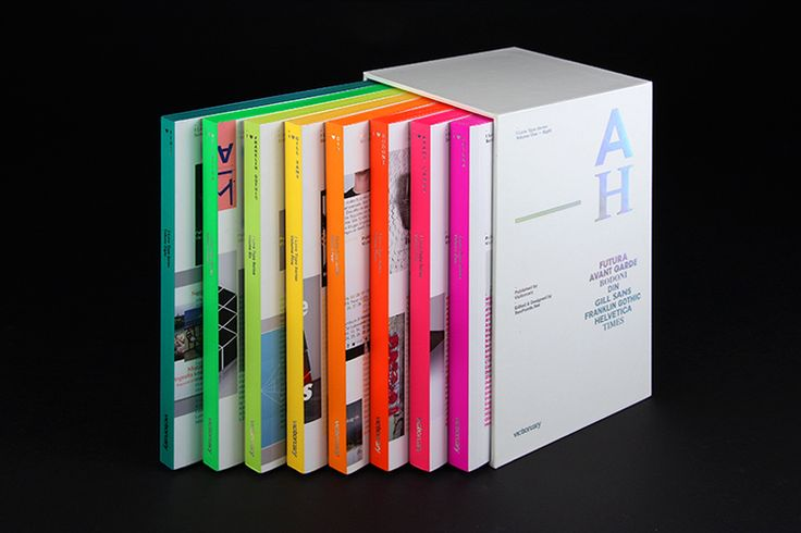 I Love Type Limited Box Set — The Dieline - Package Design Resource