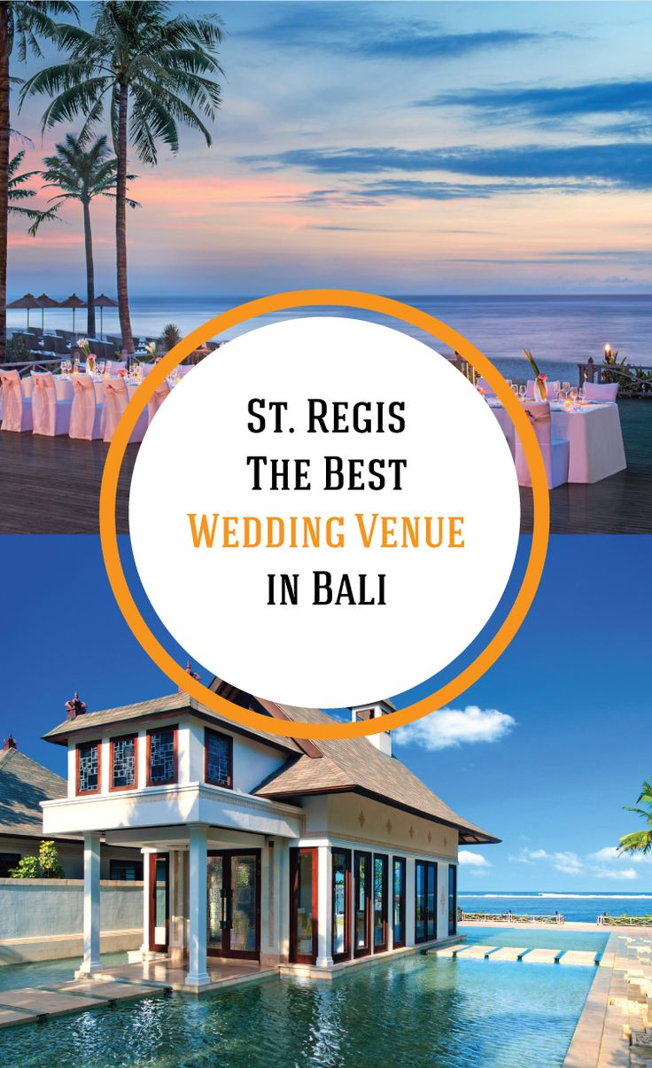 """Located on the pristine beach of Nusa Dua in Indonesia, The St. Regis Bali in Indonesia, is nestled in the heart of the noteworthy """"Garden of Bali""""."""
