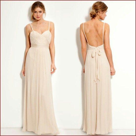 Wera Wang coctail dress