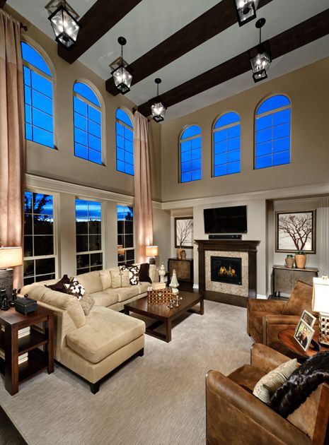 living room decorating ideas images at toll brothers at backcountry luxury new homes in 21013