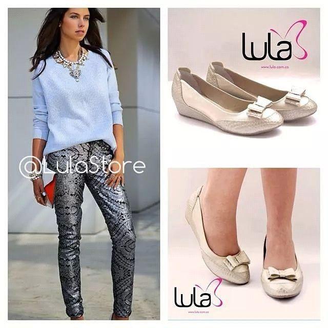 #shoes #calzado #zapatos #woman #Mujer #latina #fashion #moda #model #elegant #original #style #beige #baletas #pretty #goodlooking #cute #instamoment #instaphoto #bucaramanga #cccuartaetapa Lula Tercer piso