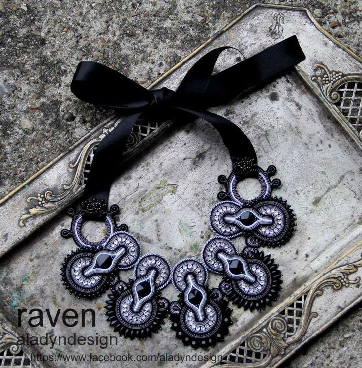 https://www.facebook.com/aladyndesign http://aladyndesign.blogspot.com/ My soutache necklace
