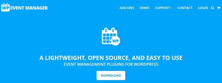 Meet WP Event Manager, A Lightweight, Open Source And Easy-To-Use Event Management Plugin - JustWP