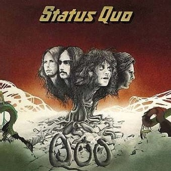 Status Quo - Quo..before they started doing Coles ads
