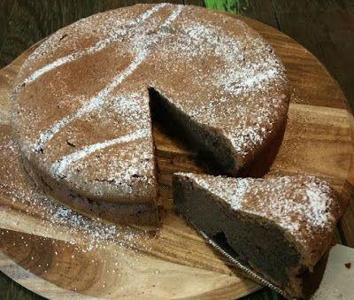 Milo Fudge Cake