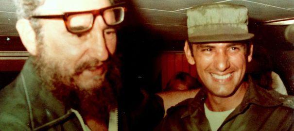 Juan Reinaldo Sanchez , el guardaespaldas de Fidel.