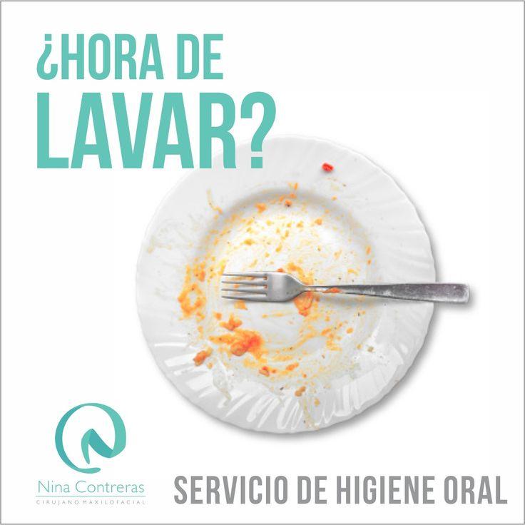 Especialistas en #higiene #oral  Atrévete a generar cambios:  ☎️ 6571629 📲 300 8934528 #clientefelíz #ortognática #ortodoncia #implantes #ninacontreras http://ninacontrerascmf.com/