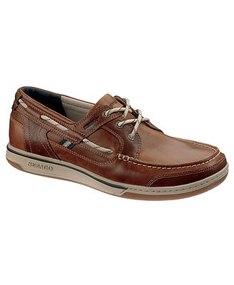 Sebago Shoes, Triton Three Eye Deck Shoes - Mens Boat Shoes - Macy's