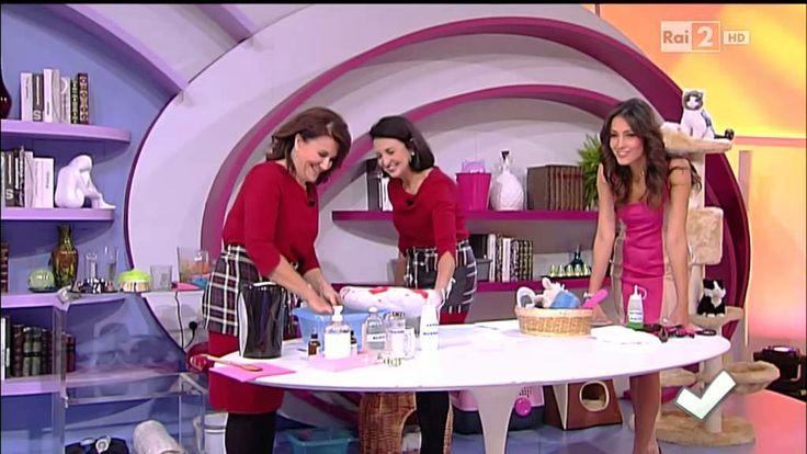 Titty e Flavia puliscono cucce e lettiere dei nostri animali 18/02/2014 ...
