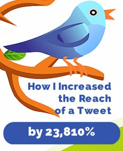 Discover how to increase the reach of a tweet without increasing your number of followers, without paying for Twitter ads and even without the help of your friends or fans.