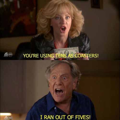"""""""Pops"""" lives the high life. 