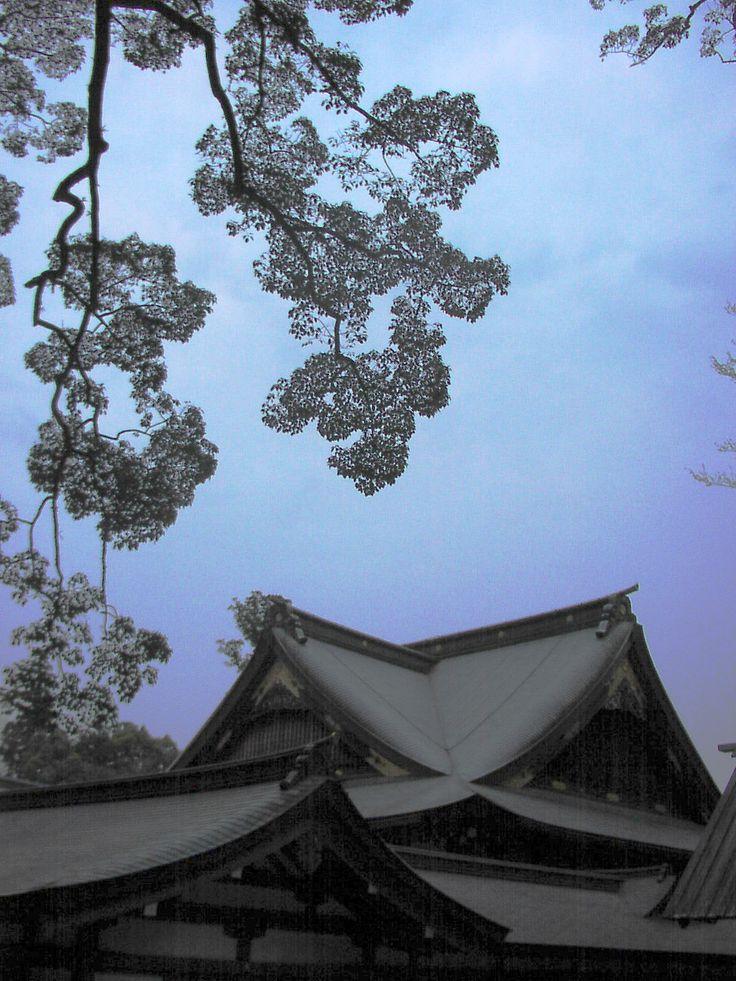伊勢神宮 Ise Grand Shrine