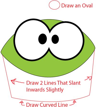 how to draw cut the rope magic
